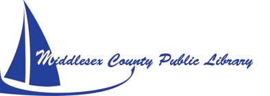 Middlesex County Public Library Logo